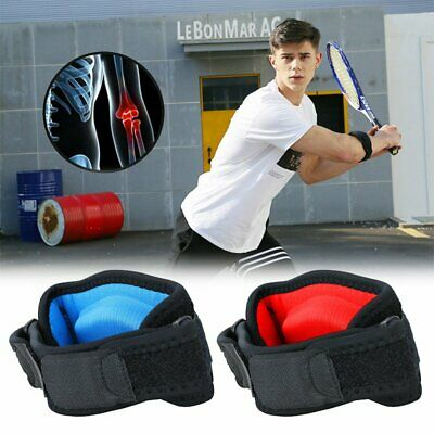 Adjustable Tennis/Golf Elbow Support Brace Strap Band Forearm Protection YE