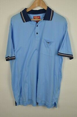 RM Williams regular fit Polo Shirt Size XL