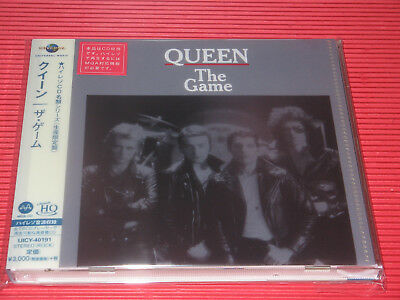 JAPAN MQA UHQ CD QUEEN The Game High Resolution Audio