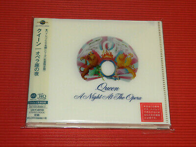 JAPAN MQA UHQ CD QUEEN A NIGHT AT THE OPERA  High Resolution Audio