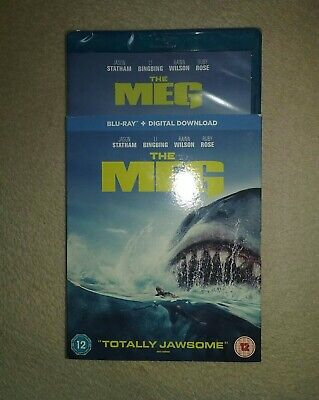 The Meg Blu Ray And Digital Download New
