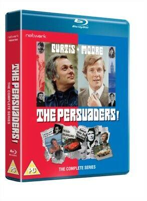 Persuaders Complete Series The, 5027626819040