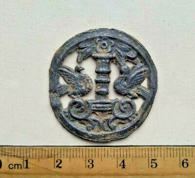 Ancient Byzantine Amulet, Viking Amulet, Very Rare, Amulet, ORIGINAL !!!