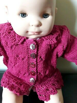 Baby Cardigan To Fit 3-6 Months