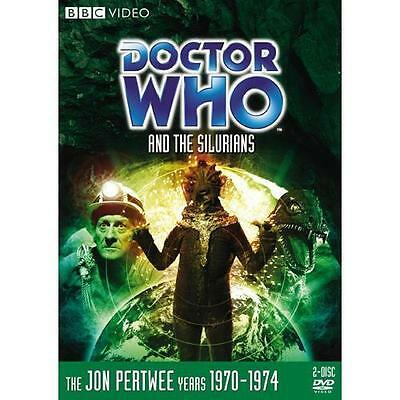Doctor Who: Doctor Who and The Silurians (Story 52) Jon Pertwee, Nicholas Court