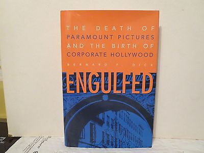 ENGULFED: PARAMOUNT PICTURES (NEW) The Godfather, Michael Eisner, VIACOM, Zukor