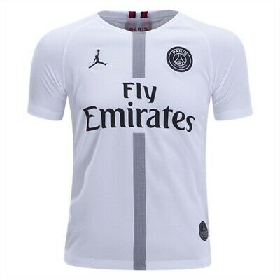 822596db7 Paris Saint Germain PSG Jordan Third Player Version Jersey Neymar Mbappe  18/19