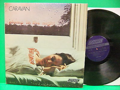 Caravan For Girls Who Grow Plump In The Night 1973 Psychedelic Rock London 637