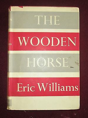 The Wooden Horse By Eric Williams Classic War Escape Story