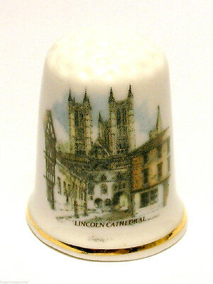 Fingerhut Thimble - Lincoln Cathedral