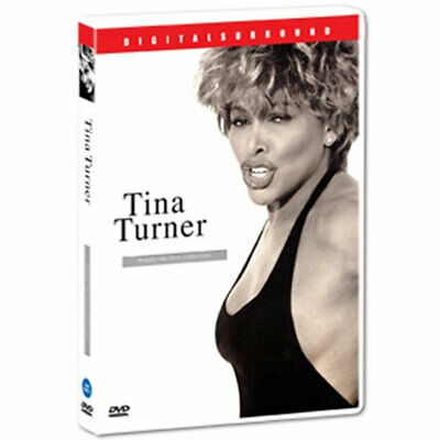 Tina Turner - Simply the best collection / New Sealed All Region DVD
