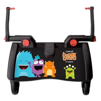 Lascal Buggyboard Maxi (Freundlich Monsters) mit Universal