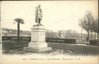 60876005 Tours Indre-et-Loire Square Descartes Place des Arts / Tours /Arrond. d