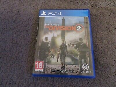 Tom Clancy's The Division 2 PS4 Game (No DLC)