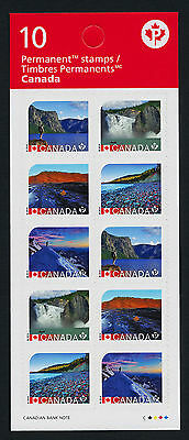 Canada 2723a Booklet MNH UNESCO World Heritage Sites