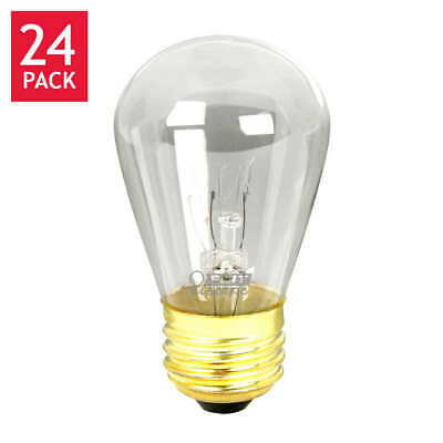 2 Pack Replacement Bulbs-Pearlized Silicone Swirl Over Clear Bulbs--#6201-66