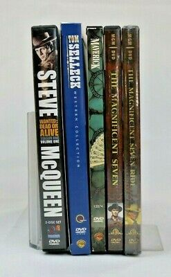 Western Movies DVD's Assortment