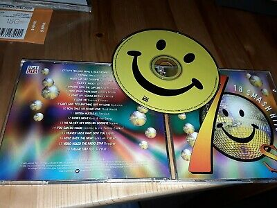 Time life the 70s 18 smash hits cd TL 597/31 GREAT CONDITION