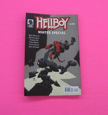 Hellboy Winter Special 2018  Comic One Shot Dark Horse 2018