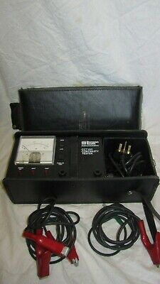 Dorman Smith Intruments CCT100 Continuity Tester With Leads and Leather Case