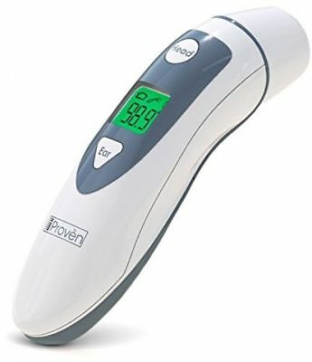 iProven Dual Mode Medical Forehead Ear Thermometer DMT489