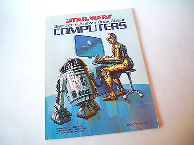 Star Wars Question & Answer Book About Computers