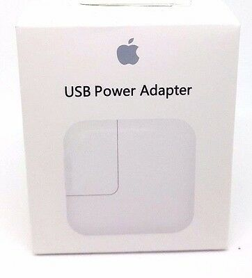 Original Genuine OEM 12W USB Power Adapter Wall Charger