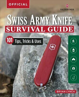 Victorinox Swiss Army Knife Camping & Outdoor Survival Guide 10... 978156523