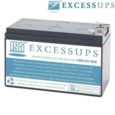 UPSBatteryCenter APC Back-UPS ES 500 BE500U Compatible Replacement Battery