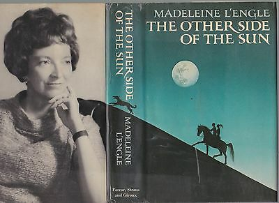 The Other Side of the Sun by Madeleine L'Engle, 1971 1st ed w/DJ, nice copy
