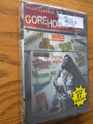 Gore House Greats Collection Dvd Brand New Factory Wraps