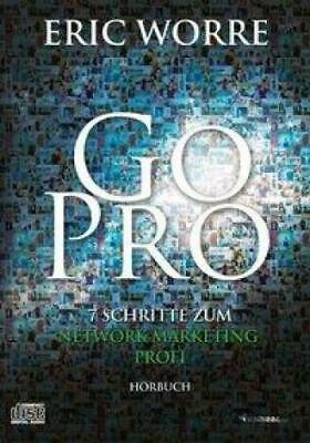 Worre, Eric: Go Pro - Hörbuch