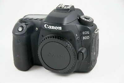 Canon EOS 80D 24.2MP Digital Camera Body