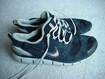 NIKE FREE 5.0 v2 Barefoot 2006 Running Shoes Used Sneakers 12.5 ...