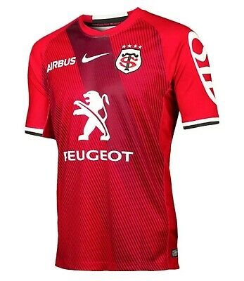 maillot rugby stade toulousain