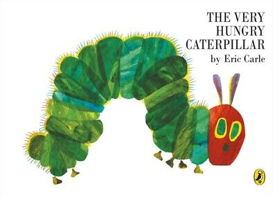 The Very Hungry Caterpillar [Board Book] (Board book), Carle, Eric