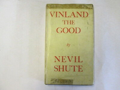 Acceptable - Vinland The Good - Shute, Nevil 1946-01-01 Covered in clear plastic