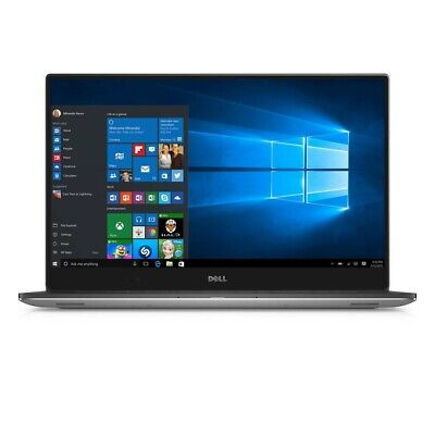 "Dell XPS 15.6"" Full HD Notebook, i7-7700HQ, 512GB SSD, GTX 1050 4GB, 16GB RAM"
