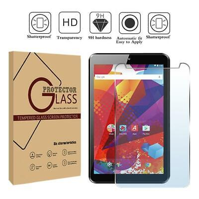 Tablet Tempered Glass Screen Protector Cover For Argos Alba 7 Inch Android Table