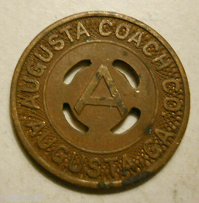 IN660C Muncie, Indiana Lot of 50 Denney /& Hines  Bus Company transit tokens