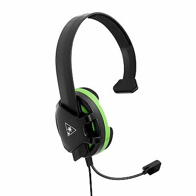 Turtle Beach Recon Chat Headset Xbox One PS4 and PS4 Pro
