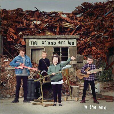 The Cranberries In The End New Sealed Ltd Coloured Vinyl Lp In Stock