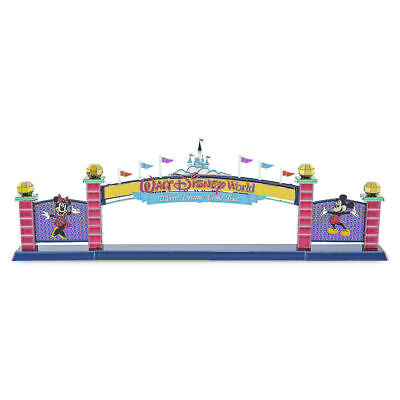 Disney Parks Walt Disney World Sign Metal Earth 3D Model Kit New Free Shipping