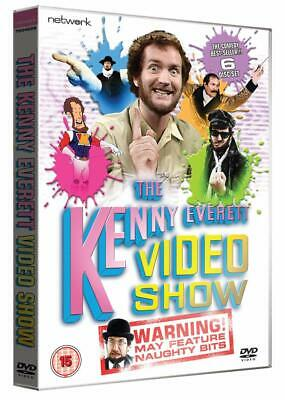 The Kenny Everett Video Show - DVD NEW & SEALED (6 Discs)