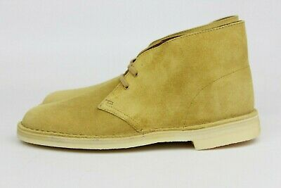 6316a5b364d CLARKS ORIGINALS DESERT Boot Oak Suede Mens Size Shoes 38233 Original OG S  Boots