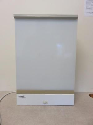 "Maxant Techline TS201 Wall Mount X-Ray Film Illuminator 16"" x 14"" Viewing Area"