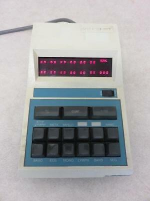Modulus Data Systems 10-112 Electronic Differential Cell Counter
