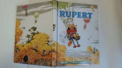 Good - Rupert Bear Annual 1957 - Express Newspapers 2005-10-07 The hinges are in