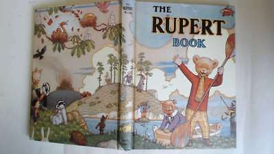 Good - The Rupert Book 1941 ( Facsimile Edition ) - Anon 1993-01-01 The hinges a
