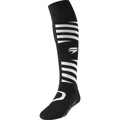 SHIFT MX Whit3 White Muse Motocross Socken 2019 schwarz Motocross Enduro MX Cros